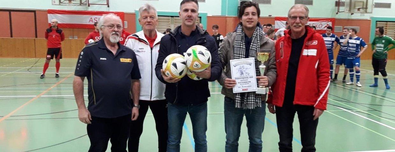 Ergebnis ASKÖ-Hallenmasters 2019 der KM