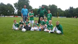 U 9 Turnier in Ratzersdorf