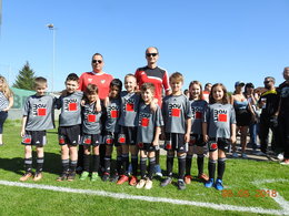 Fußballfest - Jugendpräsentation