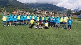 Sommercamp U12(U13)